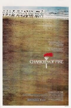 Filmposter van Chariots of Fire