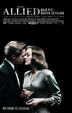 Filmposter van de film Allied