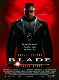 Filmposter van de film Blade