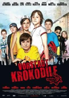 Filmposter van de film Zappbios: De krokodillenbende