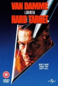 Filmposter van Hard Target