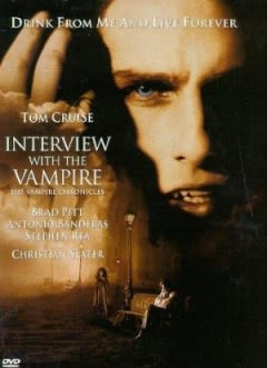 Filmposter van de film Interview with the Vampire: The Vampire Chronicles