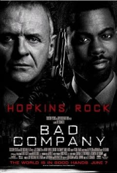 Filmposter van de film Bad Company