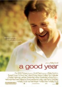 Filmposter van de film A Good Year