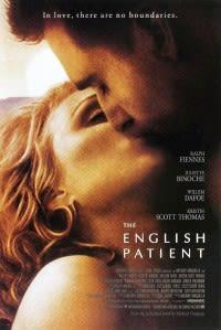 Filmposter van de film The English Patient