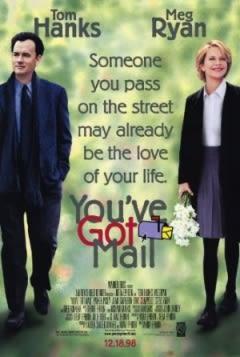 Filmposter van de film You've Got Mail