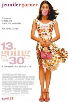 Filmposter van de film 13 Going on 30
