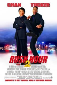 Filmposter van de film Rush Hour 2
