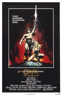 Filmposter van de film Conan the Barbarian (1982)