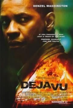 Filmposter van de film Deja Vu