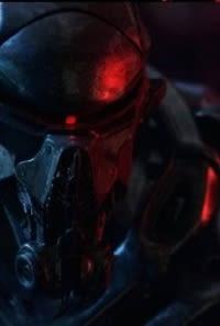 Filmposter van de film Battlestar Galactica: Blood & Chrome