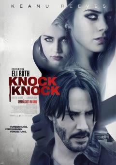 Filmposter van de film Knock Knock
