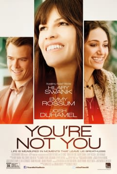 Filmposter van de film You're Not You