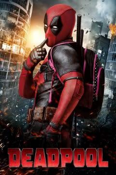 Filmposter van de film Deadpool (2016)