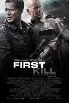Filmposter van de film First Kill
