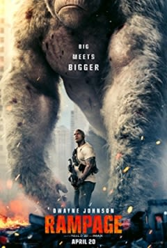 Filmposter van de film Rampage
