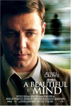 Filmposter van de film A Beautiful Mind (2001)