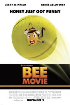 Filmposter van de film Bee Movie