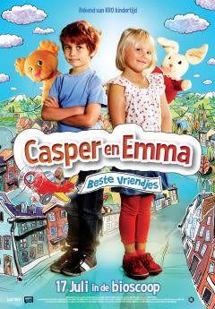Casper en Emma Beste Vriendjes