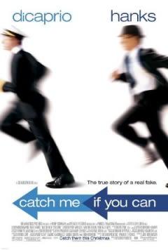 Filmposter van de film Catch Me If You Can
