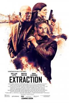 Filmposter van de film Extraction