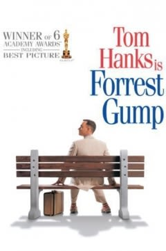 Filmposter van de film Forrest Gump (1994)