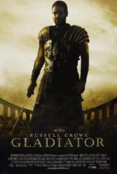 Filmposter van de film Gladiator (2000)