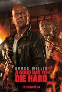 Filmposter van de film A Good Day to Die Hard