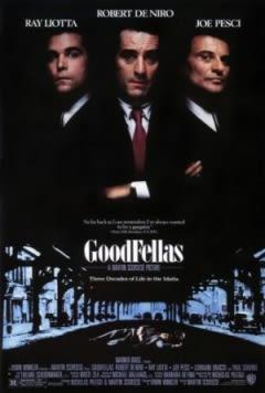 Filmposter van de film Goodfellas