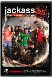 Filmposter van de film Jackass 3.5