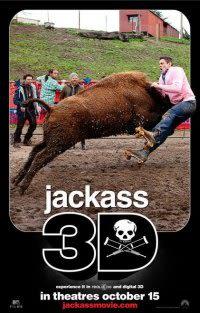 Filmposter van de film Jackass 3D