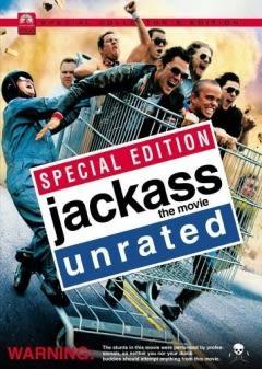Filmposter van de film Jackass: The Movie