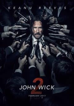 Filmposter van de film John Wick: Chapter 2
