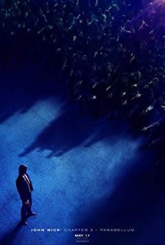Filmposter van de film John Wick: Chapter 3 - Parabellum (2019)