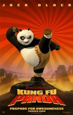 Filmposter van de film Kung Fu Panda