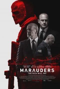 Filmposter van de film Marauders