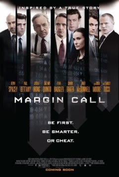 Filmposter van de film Margin Call
