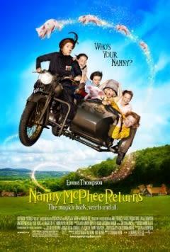 Filmposter van de film Nanny McPhee and the Big Bang