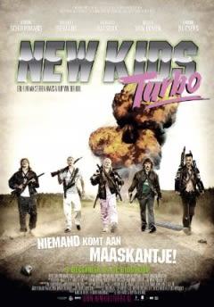 Filmposter van de film New Kids Turbo
