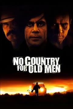 Filmposter van de film No Country for Old Men (2007)
