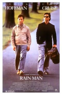 Filmposter van de film Rain Man (1988)