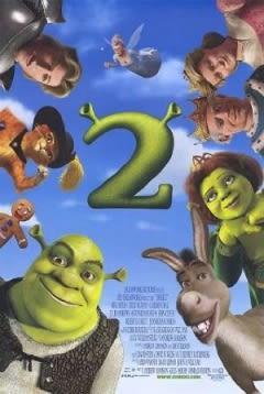Filmposter van de film Shrek 2