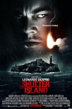 Filmposter van de film Shutter Island