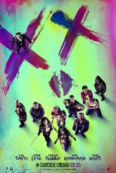 Filmposter van de film Suicide Squad (2016)