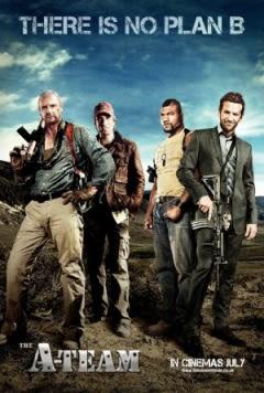Filmposter van de film The A-Team (2010)