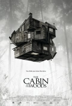 Filmposter van The Cabin in the Woods