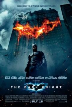 Filmposter van de film The Dark Knight