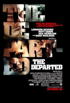 Filmposter van de film The Departed (2006)