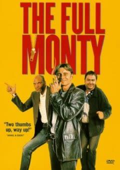 Filmposter van de film The Full Monty