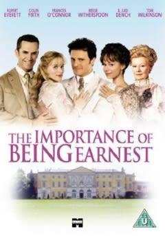 Filmposter van de film The Importance of Being Earnest